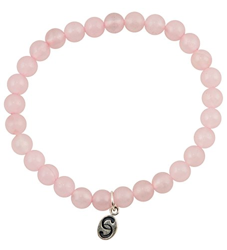 rose-quartz-stretch-bracelet-semi-precious-stones-apoccas-agni-pink-65-mm-diameter-sterling-silver-t