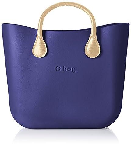 O bag Obdy50_obcv49, Sacs portés main femme, Viola (Iris), 38x31x14 cm (L x H L)