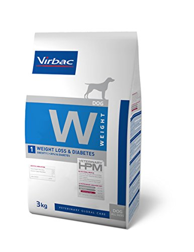 VIRBAC vet HPM Diet – Hunde – W1 Weight Loss & Diabetes (Fachzeitschrift)