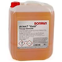 Bonalin BONAT 10 Liter Hochwirksame Flüssige Schmierseife für Kunstoffböden und Steinböden. Natürliche Rohstoffe