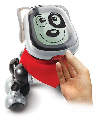 VTech - KidiDoggy mascota interactiva, multicolor