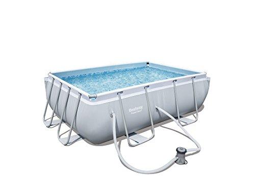 Bestway Frame Pool Power Steel Set 282x196x84 cm
