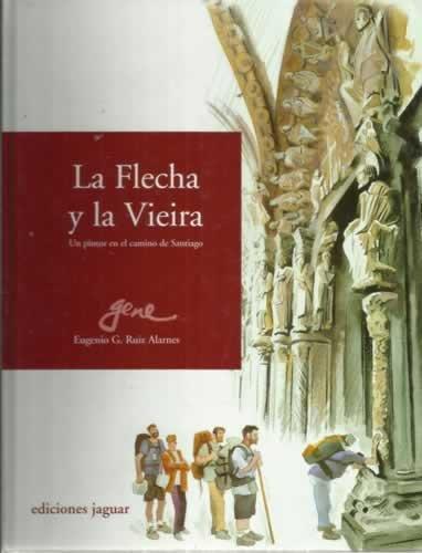 La flecha y la vieira / The arrow and the scallop por Eugenio G. Ruiz Alarnes
