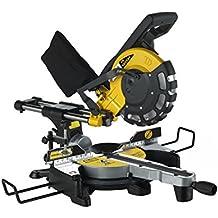 Earlex TR1025DB - Ingletadora con/sin mesa superior, color amarillo