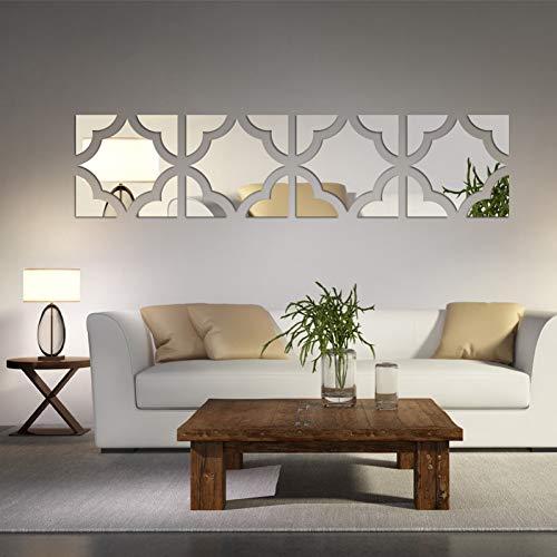 er DesHeißen Verkaufs Leben ZuHause Dekoration Modernen Stilleben AufkleberAcrylspiegel ()