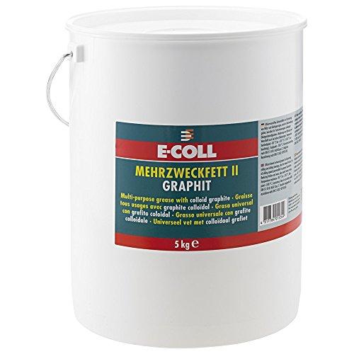 FORMAT 4317784015349–Mehrzweckfett II grap. 5kg Eimer E-COLL