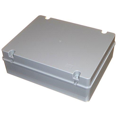 380mm x 300mm x 120mm grande caja de derivación IP56Resistente a la...