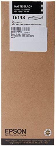Preisvergleich Produktbild Epson T6148 Tintenpatrone, Singlepack, matt schwarz