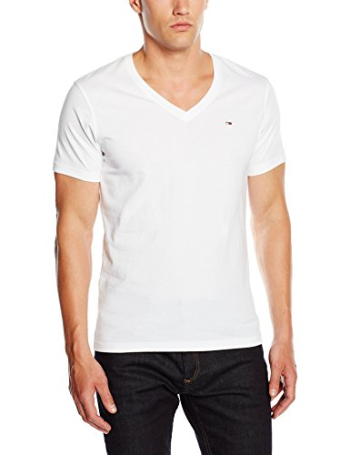 hilfiger-denim-mens-original-v-neck-short-sleeve-t-shirt-classic-white-medium