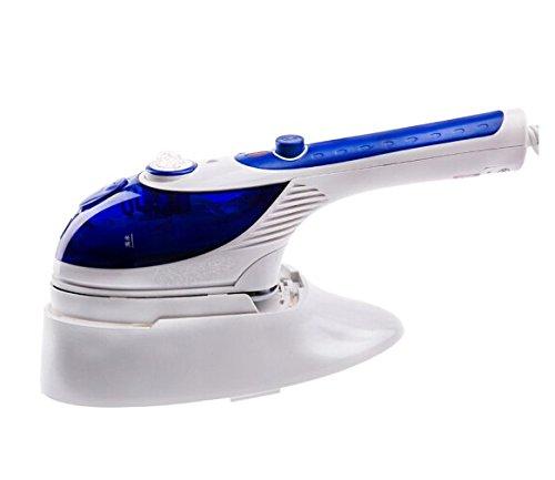 Eisen-maschine-kleidung (E-Bügeleisen Haushalt Kleine Dampf Mini-Handheld Hot Bucket Dampf Bürste Aufhängen Bügeln Kleidung Hand Dampf zum Aufhängen Bügeln Maschine)