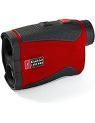 """Golflaser.de - Golf Laser Entfernungsmesser """"Birdie 1300 Pro"""" Red - RocketGolf"""