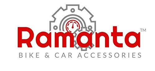 Ramanta Car Dashboard 5M White EL Wire Light Car Interior Light for All Car Models