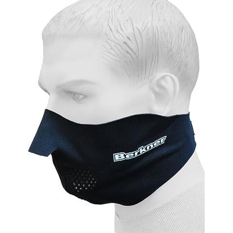 Media cara máscara cortavientos/motorbiking Snowboard Esquí Ciclismo + Plata Bion Forte