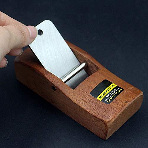 Mini mano cepilladora carpintero herramientas mano