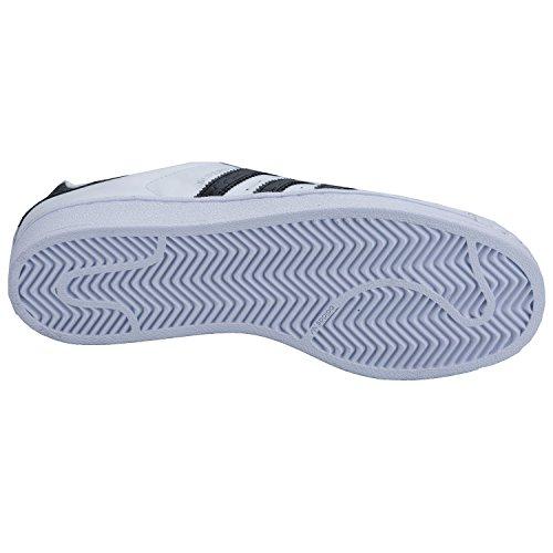adidas SUPERSTAR S75880 Unisex - adulto Scarpe sportive bianco / nero