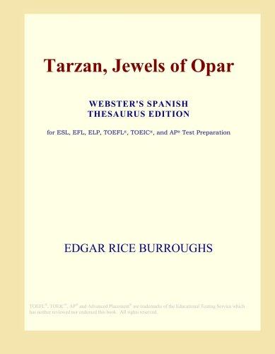 tarzan-jewels-of-opar-websters-spanish-thesaurus-edition