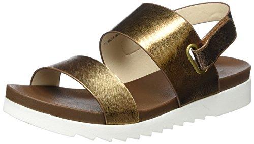 Another Pair of Shoes SinaE1, Damen Sandalen, Braun (Bronze107), 38 EU (5 Damen UK)