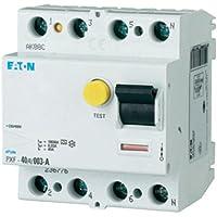 Disjoncteur FI Moeller 4 pôles 40A-Equipement tableau électrique