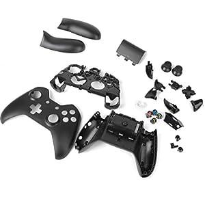 Komplette Schutz Huelle Gehaeuse Case Ersatzteile Fuer Xbox One Wireless Controller