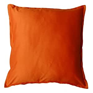 Dolce Orange 18 inch cushion cover