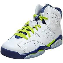 Nike Air Jordan 6 Retro Gg, Chaussures de Running Entrainement Fille