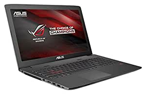 "[Ancien modèle] Asus ROG GL752VW-T4003T PC portable Gamer 17.3"" Full HD Métal (Intel Core i7, 8 Go de RAM, Disque dur 1 To, Nvidia GeForce GTX 960M, Windows 10)"
