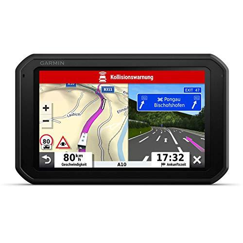 "Garmin Camper 785 MT-D EU Navi - 7\"" Display, Integrierte Dash Cam, 3D-Navigationskarten für Europa"