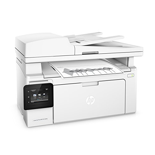 HP LaserJet Pro M130fw Laserdrucker Multifunktionsgerät (Drucker, Scanner, Kopierer, Fax, WLAN, LAN, Apple Airprint, HP ePrint, JetIntelligence, USB, 600 x 600 dpi) weiß - 5