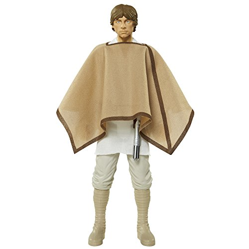 "Star Wars Big Figs Classic 18"" Docking Bay Luke Action Figure"