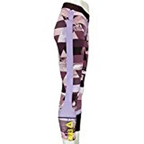 Reebok leggings OS Elite Tight lusorc marrone S Marrone