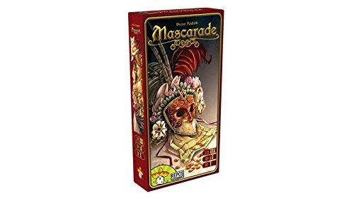 MASCARADE, JUEGO DE MESA