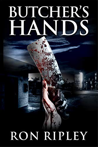 Butcher's Hands: Supernatural Horror with Scary Ghosts & Haunted Houses (Haunted Village Series Book 3) (English Edition)