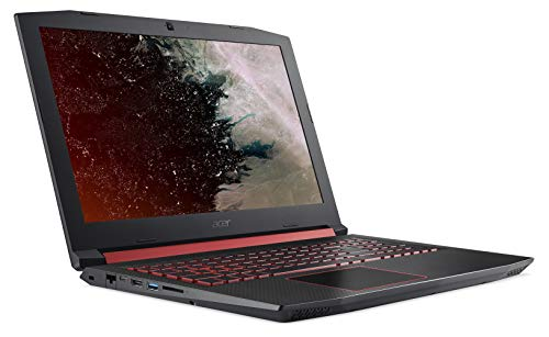 Acer Nitro 5 AN515- 52- 76N6 - Ordenador portátil DE 15.6