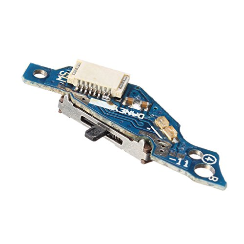 Ersatz Platine (DyNamic Power ON/OFF Schalter Platine PCB Ersatz Reparatur Teil für Sony PSP 2000 2004 2001 2008)