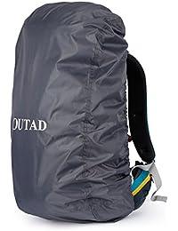 OUTAD Qualitäts Camping Wandern Rucksack Wasserdichte Regenschutz