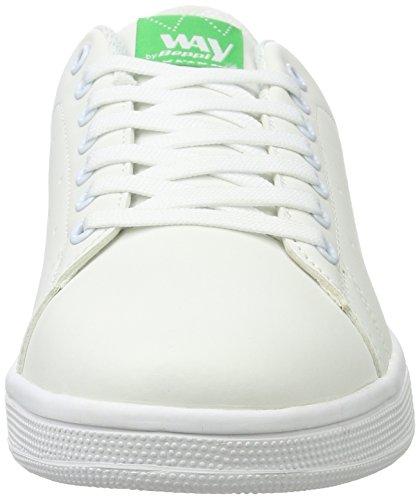 Beppi Unisex-Erwachsene Casual Shoe Turnschuhe, Grün, 38 EU