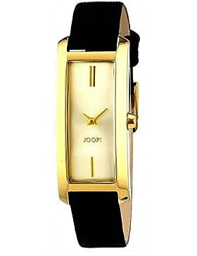 Joop Damen-Armbanduhr Analog Quarz Leder JP101462007