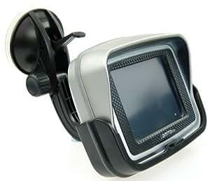 ULTIMATE ADDONS rigide Pare-Brise à ventouse pour TomTom Rider 2 Moto navigation GPS ( SKU 10230)