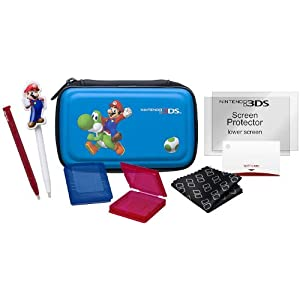Nintendo 3DS – Zubehör-Set (sortiert)