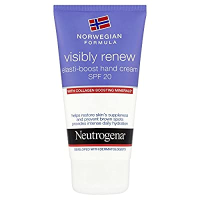 Neutrogena Visibly Renew Hand Cream, 75 ml