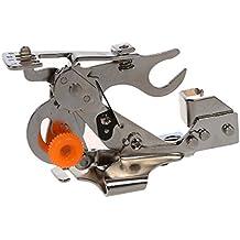 Prensatelas plisados - SODIAL(R)Prensatelas plisados para Brother Singer Kenmore maquina de coser de cana baja