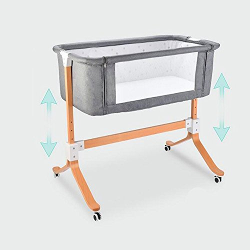 L Y Kinderbett Multifunktionale Neugeborenen Holz Bett Bett Tragbare Baby Bett Nähen Bett