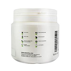 MSM Tabletten mit ZINK Vegavero® | Haare, Nägel, Haut und Knochen*| HOCHDOSIERT: 2000 mg MSM Pulver | 300 Tabletten | Hergestellt in Deutschland