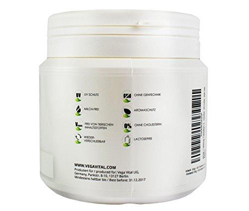 MSM + Zink Hochdosiert Vegavero | Laborgeprüft | 99,9% reines MSM | 3.000mg MSM pro Tagesdosis | organischer Schwefel | 300 Tabletten | Vegan