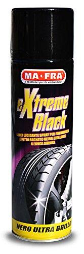 Ma-Fra Extreme Reifen-Glanzspray mit Nass-Effekt, 500 ml