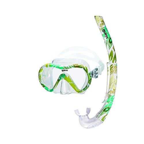 Preisvergleich Produktbild Schnorchelmaske und Schnorchelkit VENTO ENERGY JR.