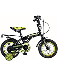 """Vaux Bicycle for Kids- Vaux Miracle 12T Kids Bicycle for Boys, Ideal for Cyclist with Height (2'8"""" to 3'3"""")"""