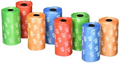 Pawise Poop Bags, 160Pezzi