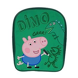 41Cvp6FG2WL. SS300  - Peppa Pig - Mochila infantil (32 cm, 6 L), color verde