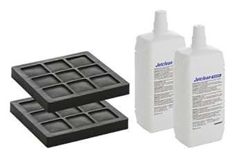 geberit dusch wc aquaclean zubeh r set 2x d senreiniger jetclean 8000 2x aktivkohlefilter. Black Bedroom Furniture Sets. Home Design Ideas